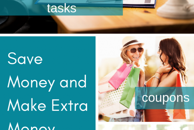 earn extra money with survey sites and small tasks