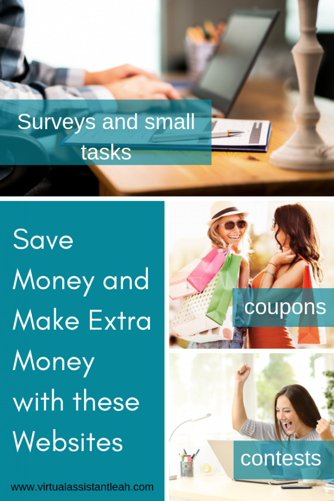 Make extra money with these survey sites